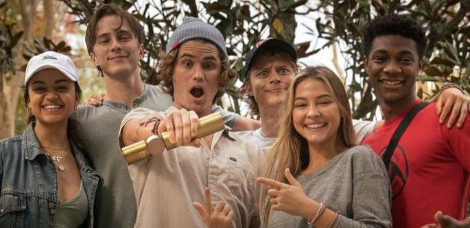 Elenco da 3ª temporada de Outer Banks da Netflix